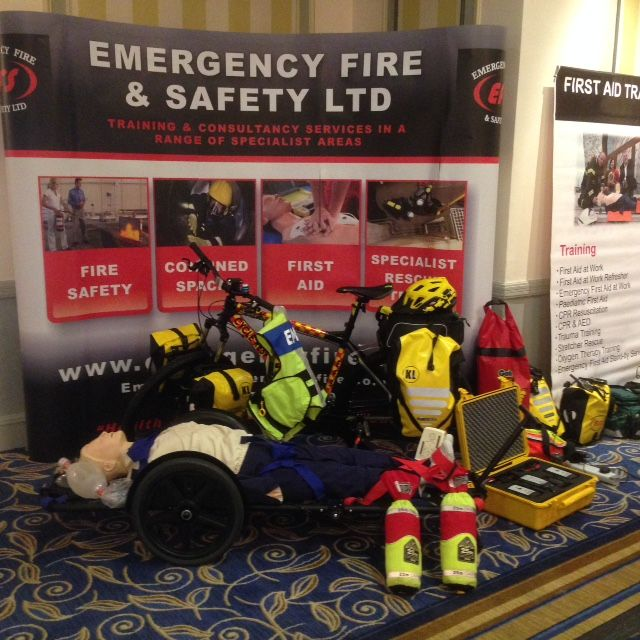 EFS Ltd at the NOF Show Aberdeen