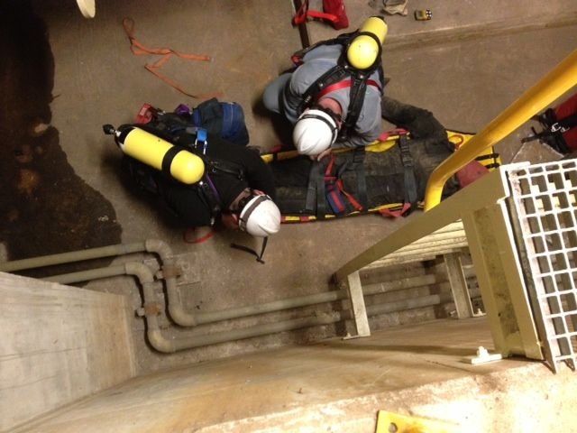 Confined Space Course September