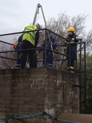 City and Guilds Confined Space Course