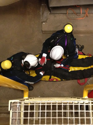Bulgaria Confined Space Course
